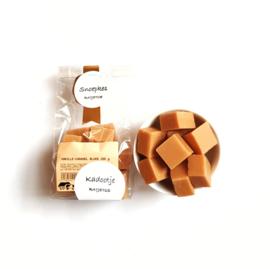 Caramel fudge , 2 zakjes.