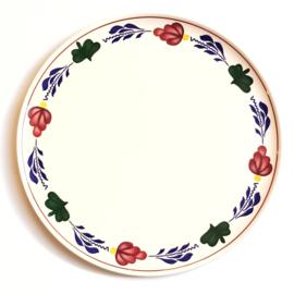 Pannenkoek bord Boerenbont