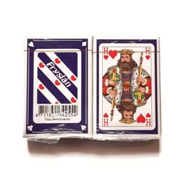Duo verpakking spelkaarten.