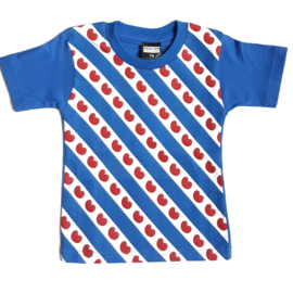 Fries t-shirtje voor kids