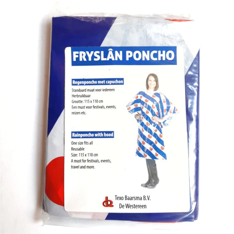 Fryslân  Poncho