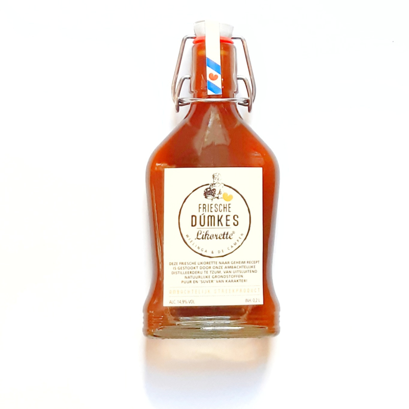 Friese Dúmkes Likorette 200 ml.
