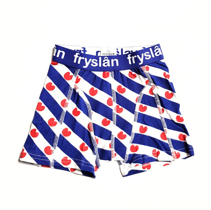 Friese boxer voor jongens