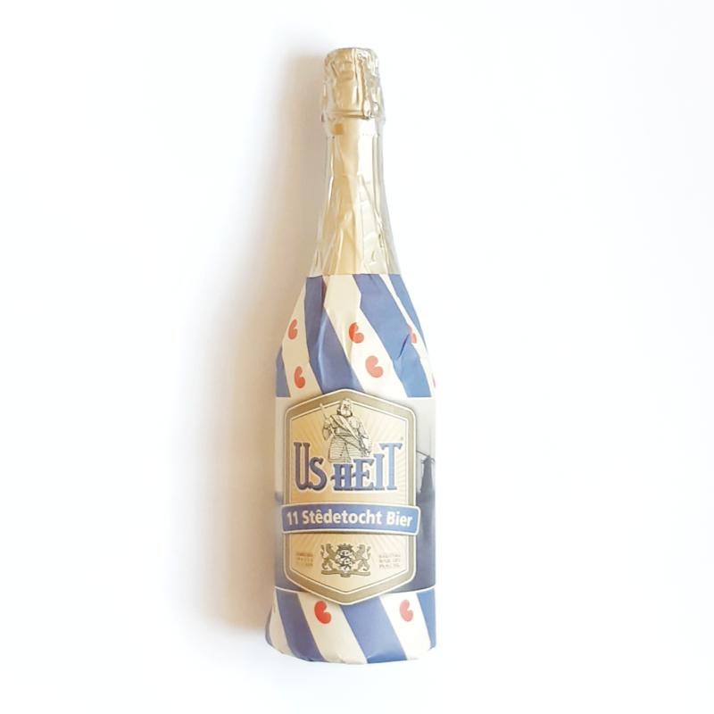 Us Heit , 11 Stedetocht Bier , 750 ml.