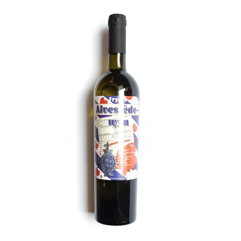 Fryske Alvestede wyn,  wit  , 0,75 cl.