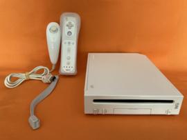Nintendo wii wit compleet in nette staat