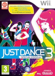 Just dance 3 special edition