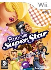 Boogie superstar + microfoon