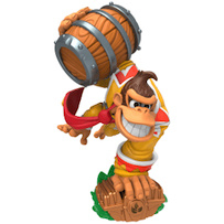 Turbo Charge Donkey Kong - SuperChargers