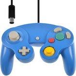Gamecube controller blauw third party