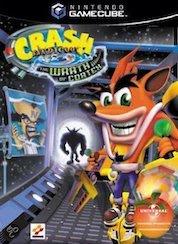 Crash Bandicoot the wrath of cortex (CD)