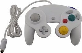 Gamecube controller wit third party