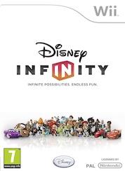 Disney infinity 1.0 (complete set, portal, figuren)