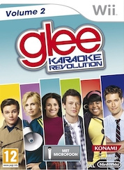 Glee karaoke revolution 2 + microfoon