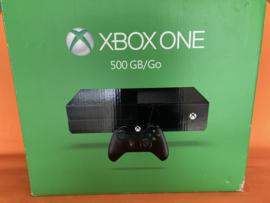 Xbox One 500GB + controller in nette staat in doos