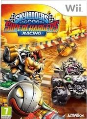 Skylanders superchargers racing (complete set, portal, figuren)