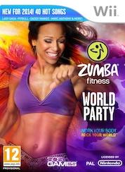 Zumba fitness world party + fitness belt
