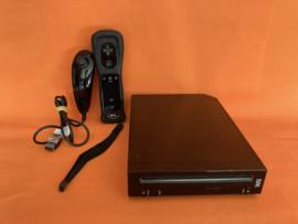 Nintendo wii zwart compleet in nette staat - motion plus bundel