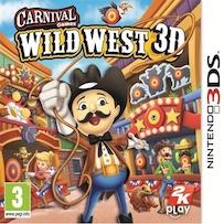 Carnival wilde westen 3D