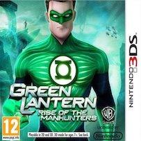 Green lantern rise of the manhunters (cartridge)