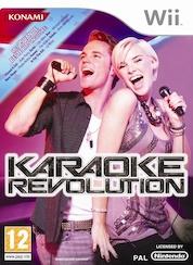 Karaoke revolution + microfoon
