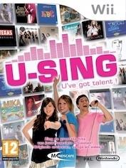 U sing U've got talent!