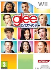 Glee karaoke revolution + microfoon