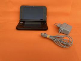 Nintendo 3DS XL zwart in zeer nette staat & krasvrije schermen