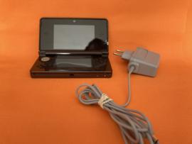 Nintendo 3DS zwart in nette staat & mooie schermen