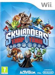 Skylanders trap team (los spel) (CD)