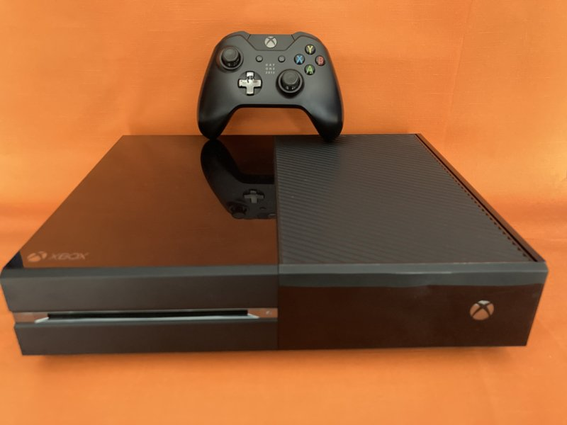 Xbox One 500GB + controller in nette staat