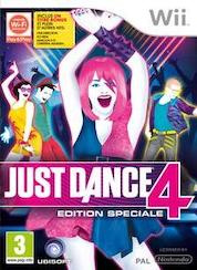 Just dance 4 special edition