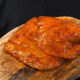 Kalkoenschnitzel 'Indische'