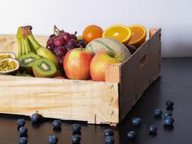 Fruit box 2 personen
