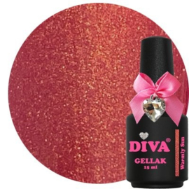 Diva Gellak Warmly Sun 15 ml