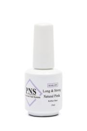 PNS Long & Strong NATURAL PINK Rubber Base