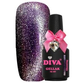 Diva Gellak Cat Eye Gleaming 15 ml