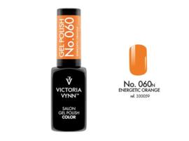 Victoria Vynn™ Salon Gel Polish Color 060 - 8 ml. - Energetic Orange