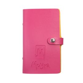 Moyra Mini Plate Holder Hot Pink