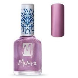 Moyra Stamping Nail Polish Metal Rose 12ml sp10