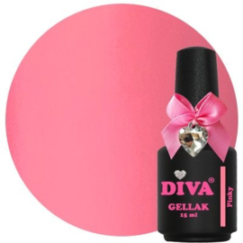 Diva Gellak Pinky 15 ml