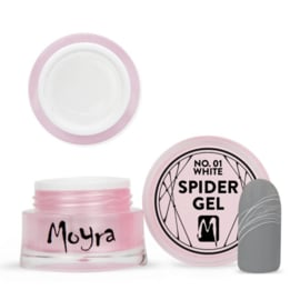 Moyra Spider Gel No.1 white