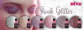 Diva Gellak Think Glitter Collection