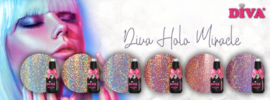 Diva Gellak Diva Holo Miracle Collection