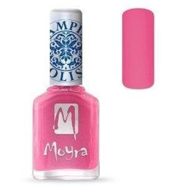 Moyra Stamping Nail Polish Pink 12ml sp01