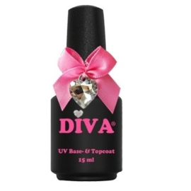 Diva Base&Topcoat 15 ml