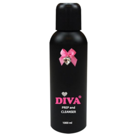 DIVA Prep and Cleanser 1000 ml