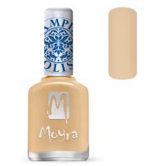 Moyra Stamping Nail Polish Beige 12ml sp18