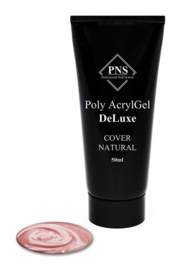 PNS Poly AcrylGel DeLuxe Cover Natural Tube