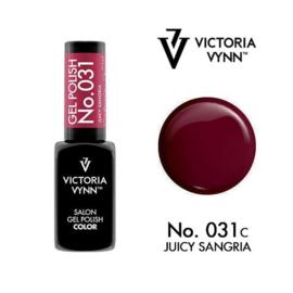Victoria Vynn™ Salon Gel Polish Color 031 - 8 ml. - Juicy Sangria